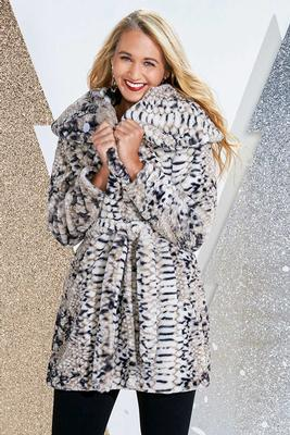 home fur the holidays jacket