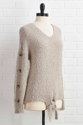 feeling neutral about it sweater