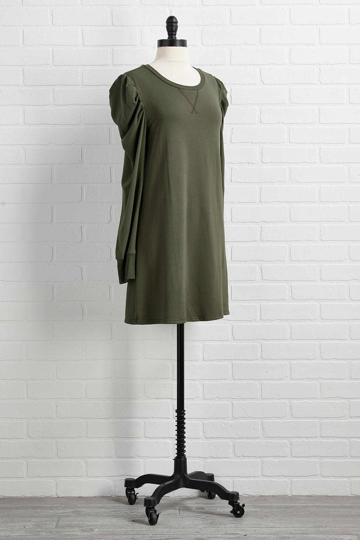 Shift In Direction Dress