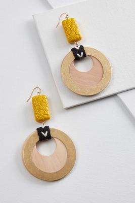 sassy statement earrings