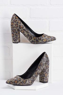 pump it up heels