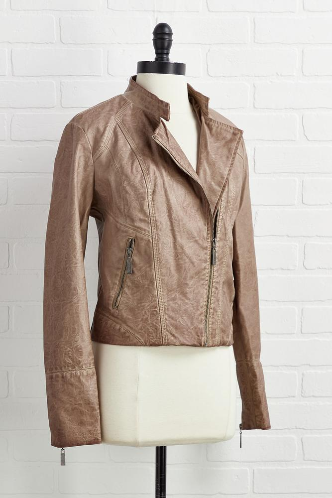 With An Edge Jacket