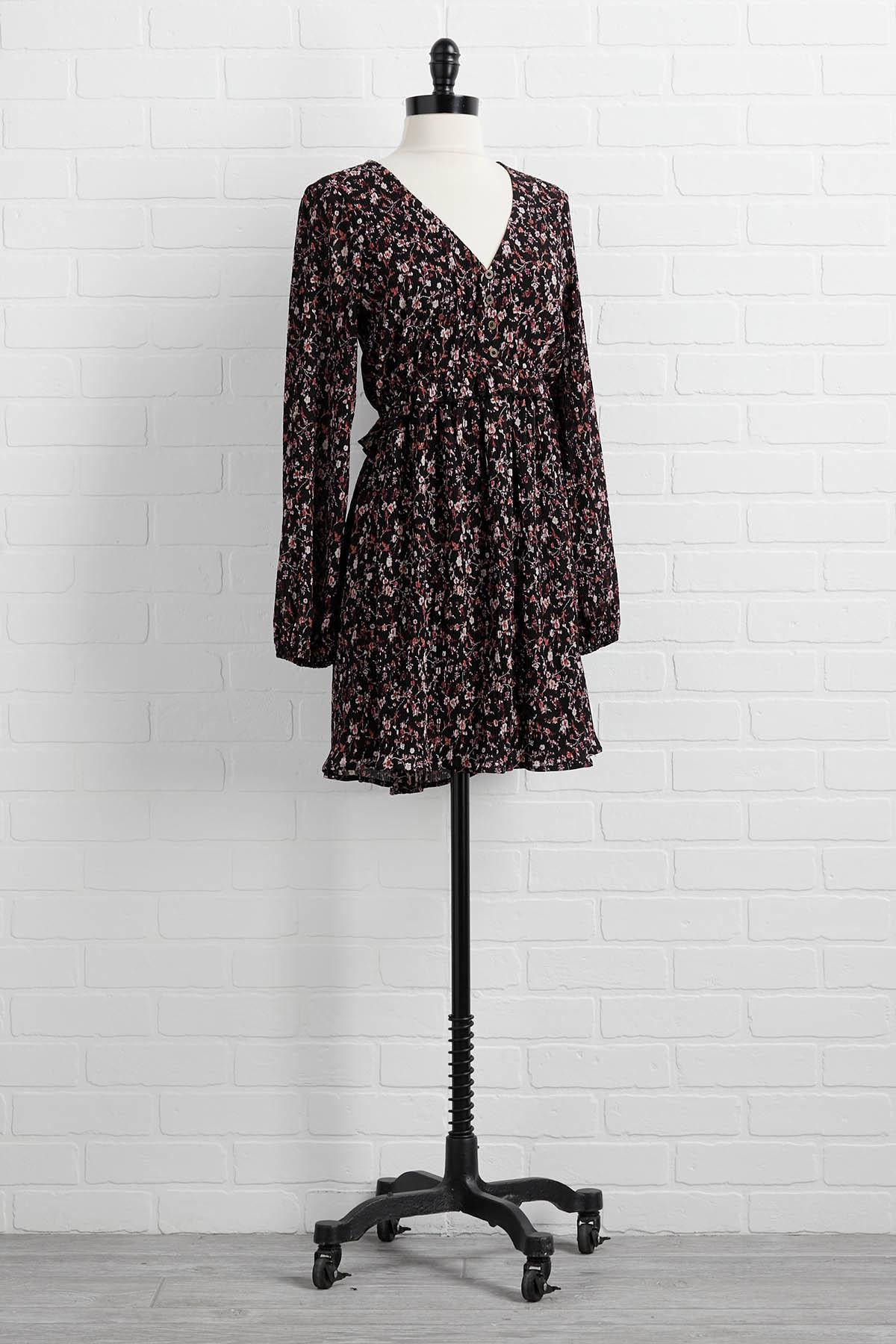 Daytime Dreaming Dress