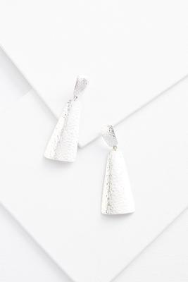 metal tribal earrings