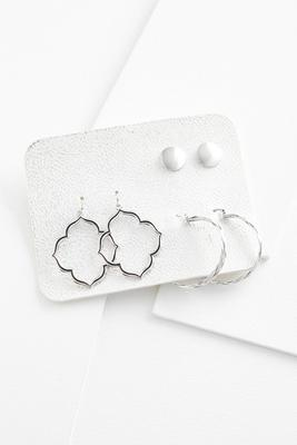 artisan earring set