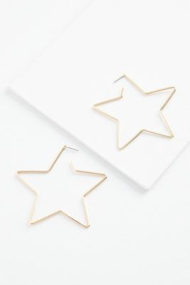 be your own star earrings