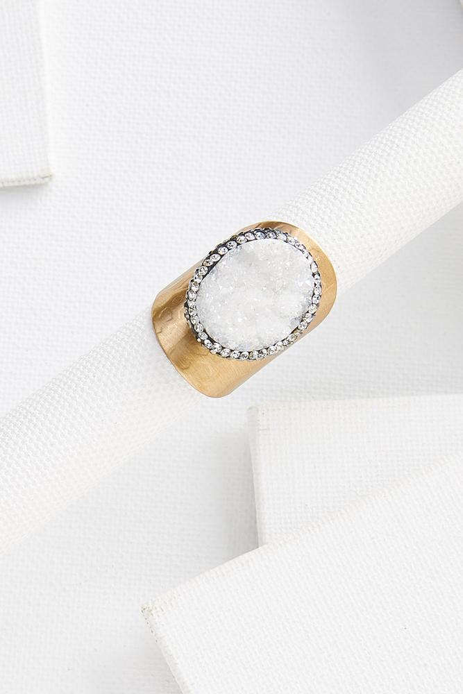 Statement Stone Ring