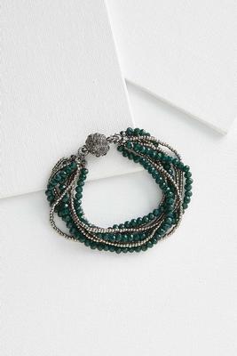 global beaded bracelet