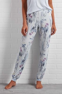 snowdrop lounge pants