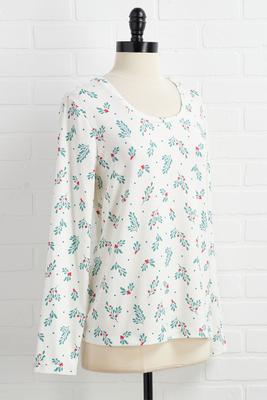 holly daze sleep top