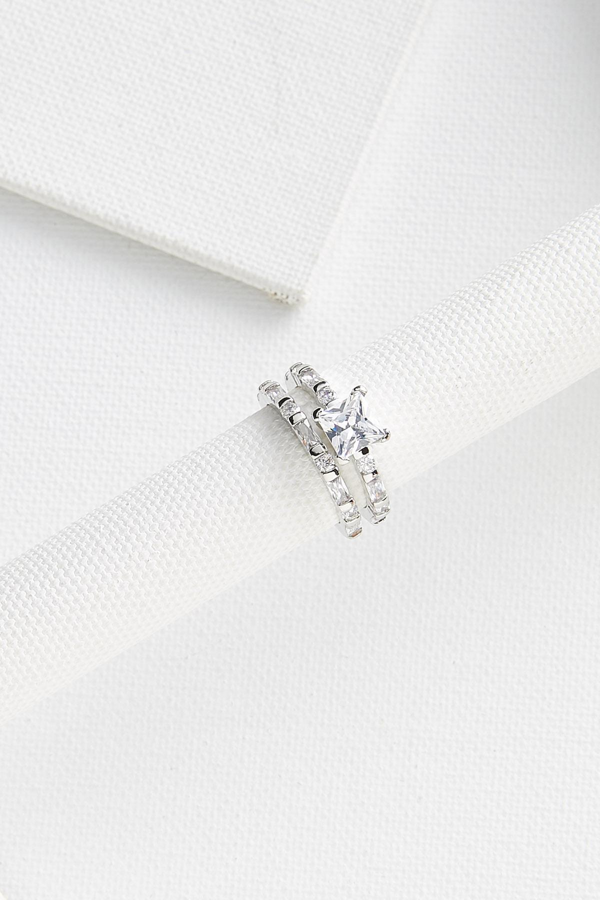 Blingy Ring Set