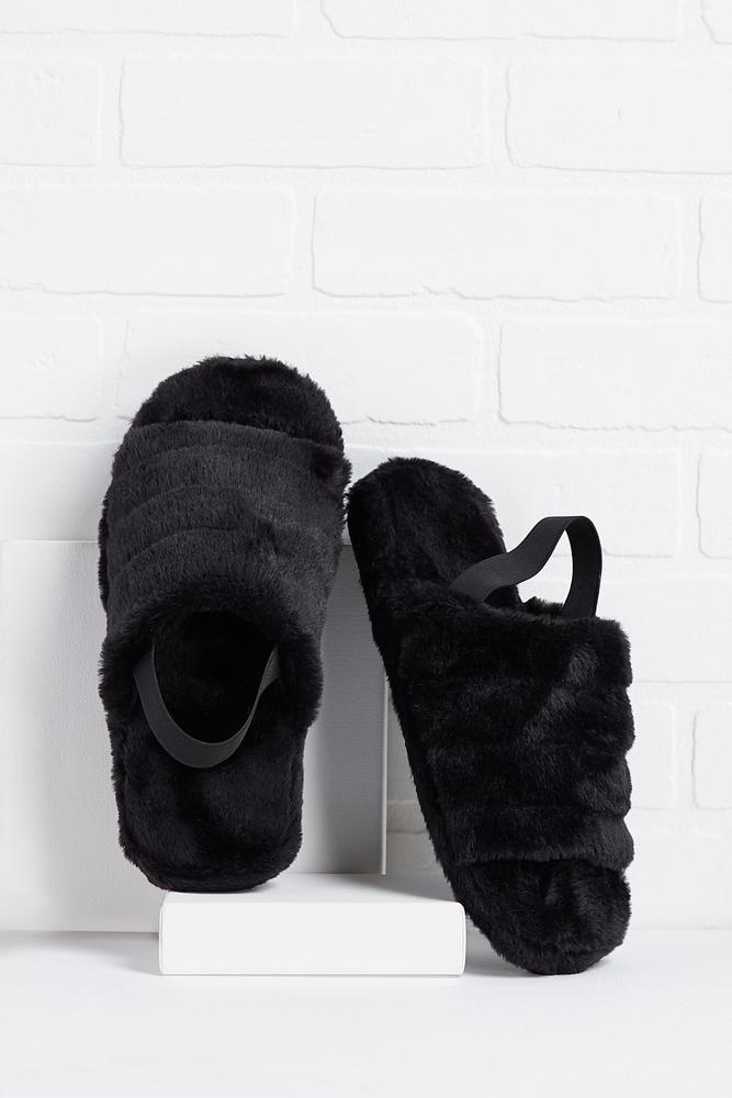 Comfort Zone Slippers