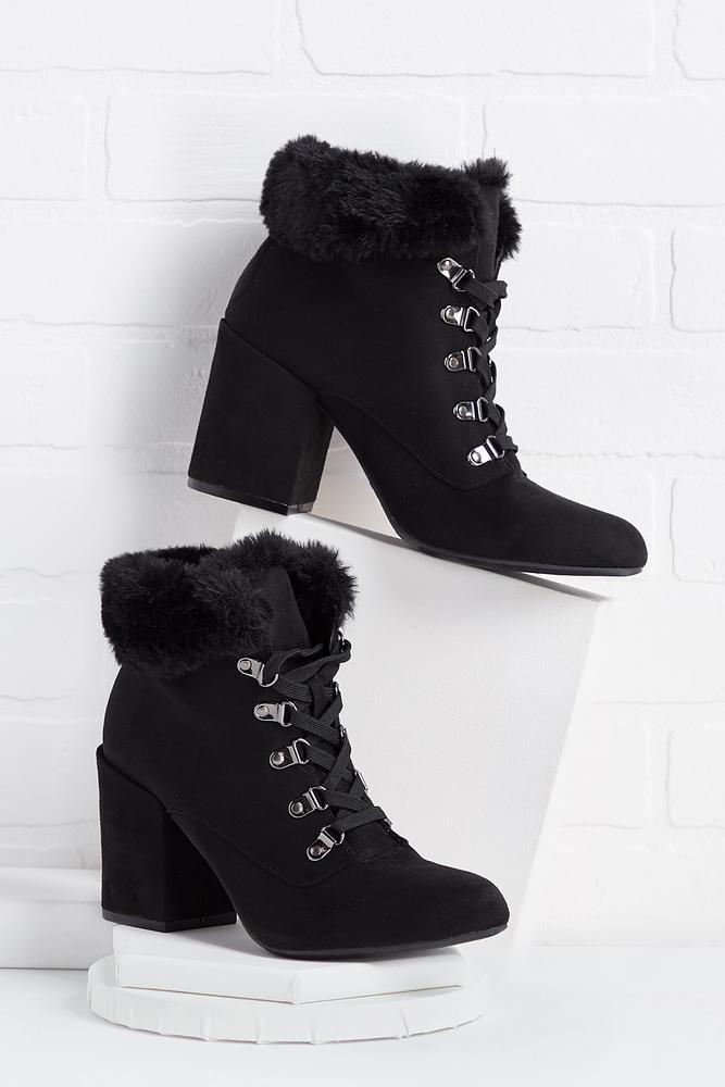 Ready Fur Winter Booties