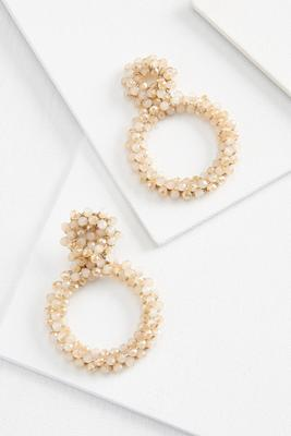glitz n glam earrings