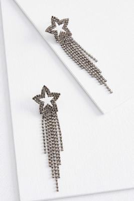 star-t and stop earrings