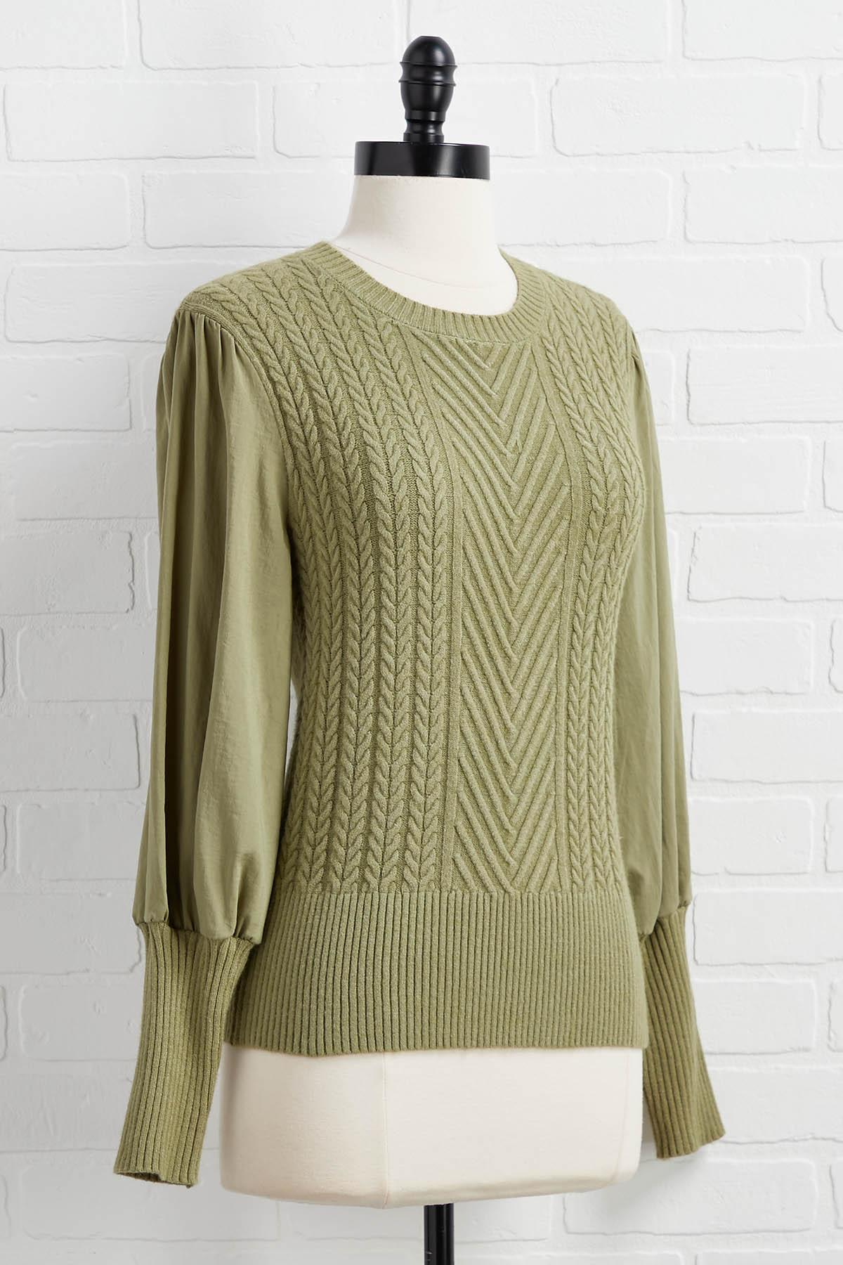 Olive The Holidays Sweater