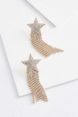 near or star earrings