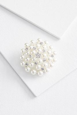 clusterd pearl broach