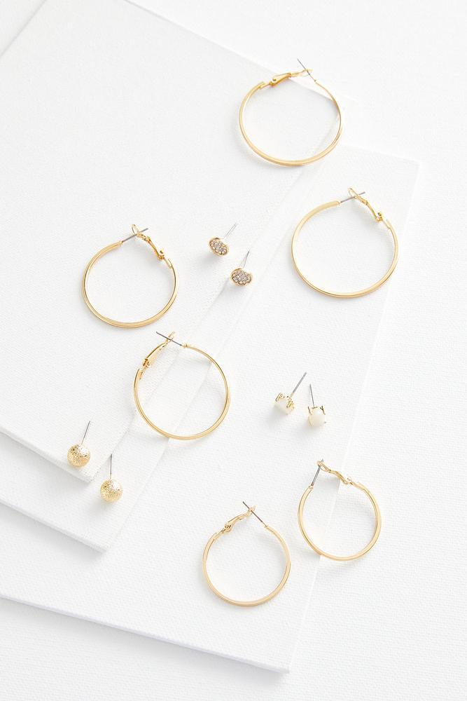 Mixed Earring Set