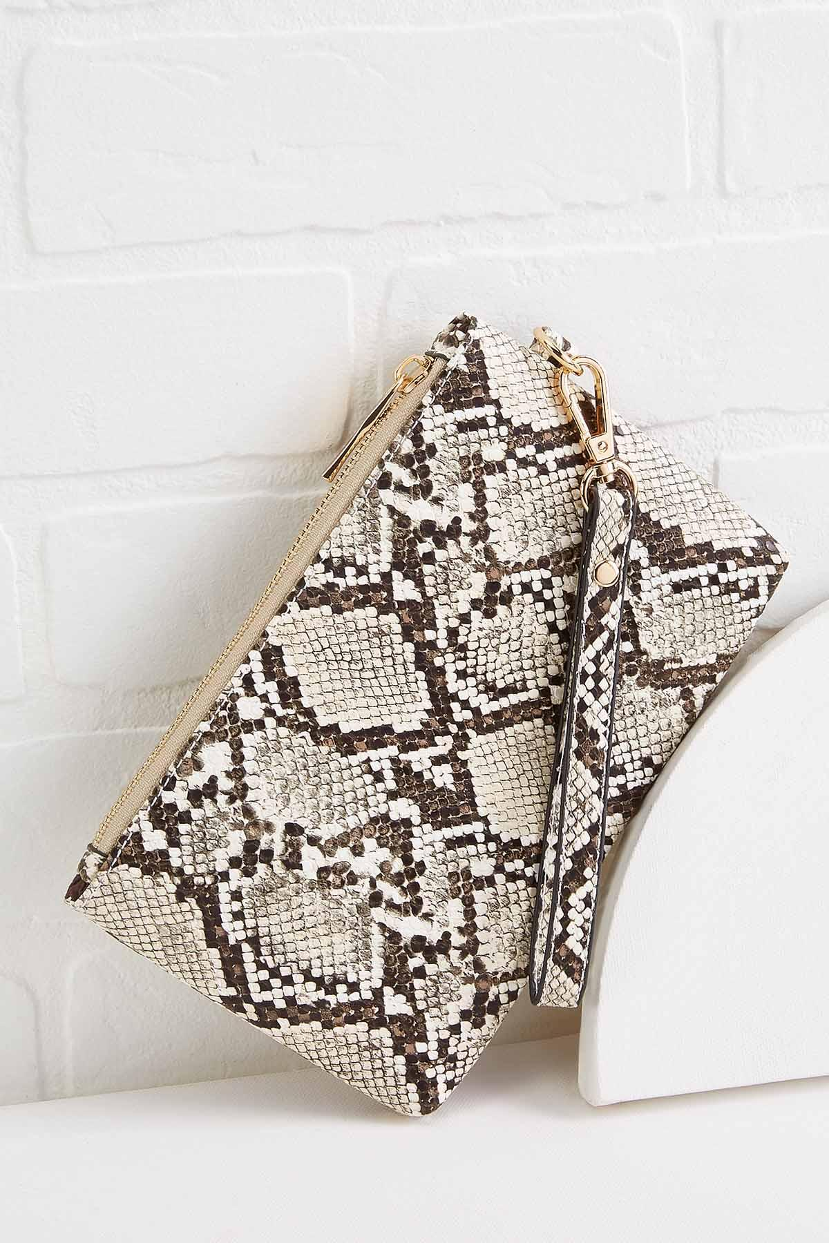 Snake Wristlet
