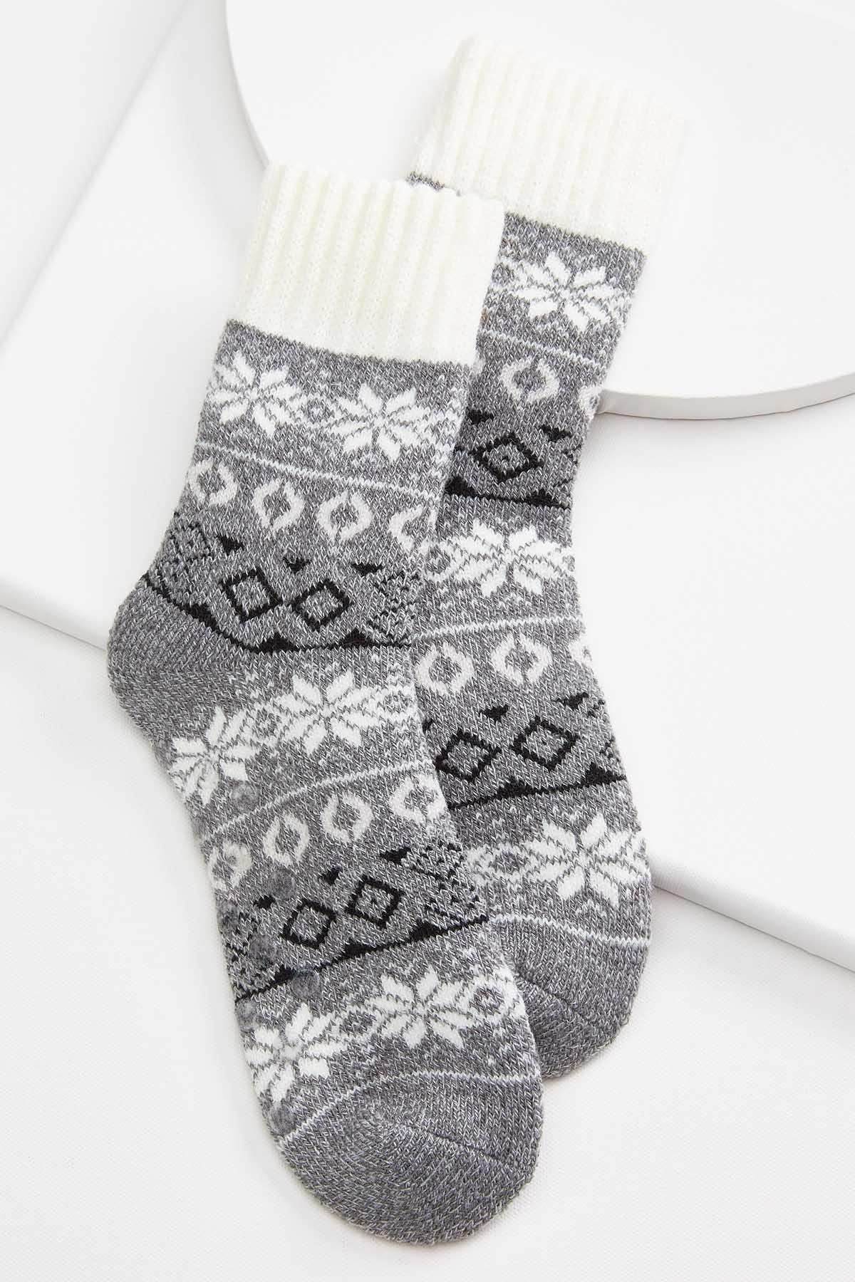 Neither Here Nordic There Socks