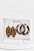 Animal Earring Gift Set