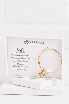 girl tribe bangle gift set