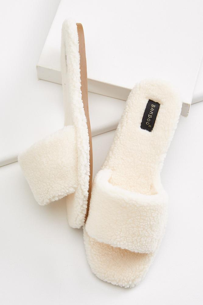 Snow In California Sandals