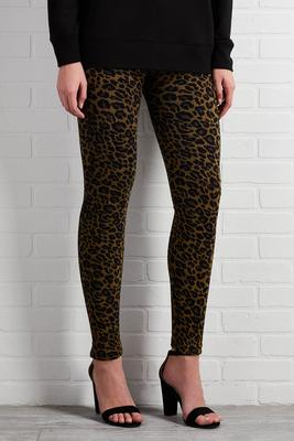 gettin` wild leggings