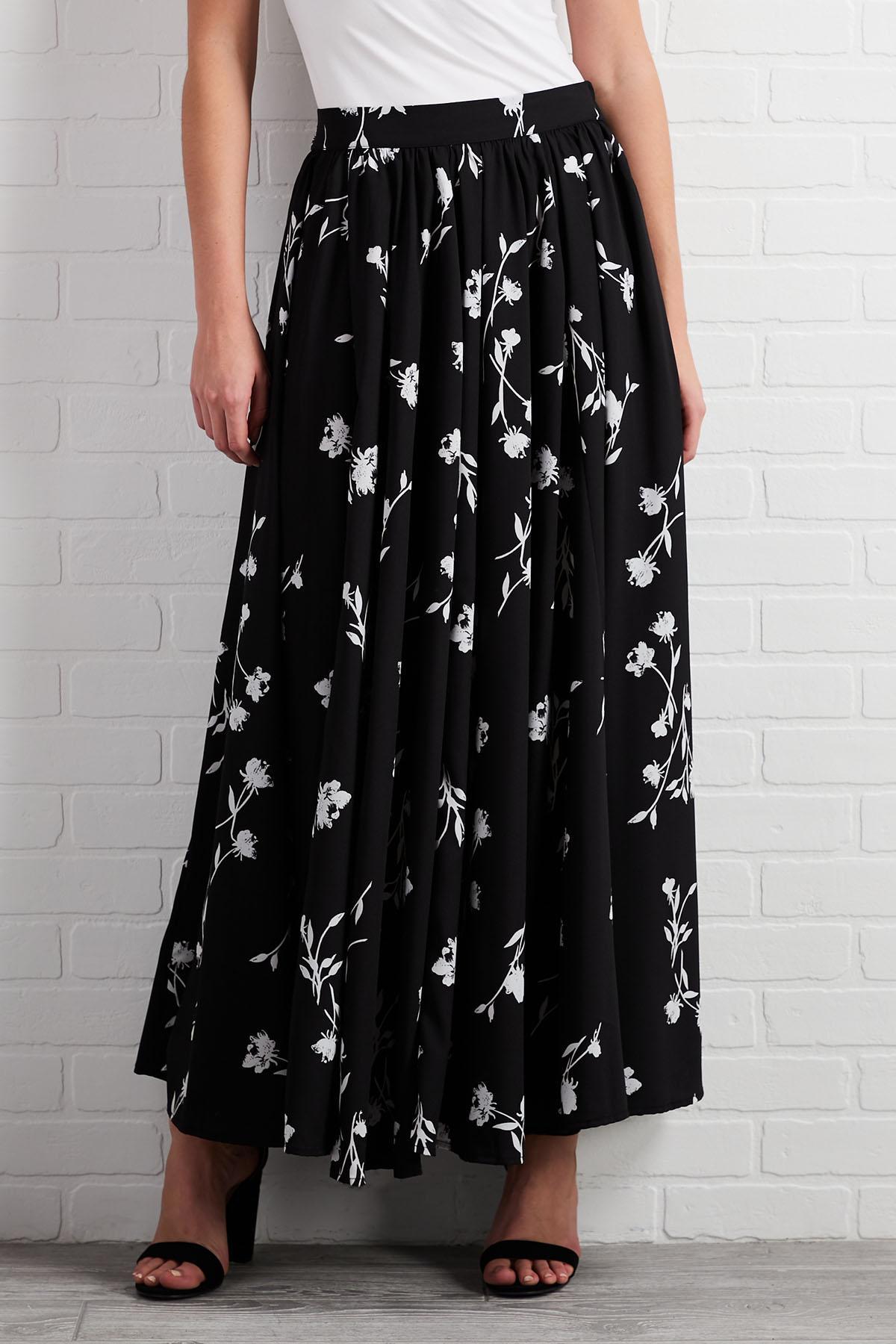 Intertwined Skirt