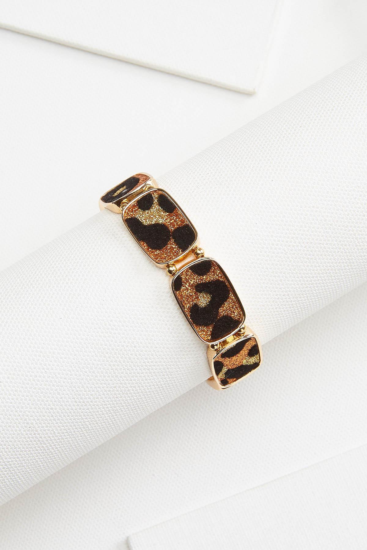 Glitter Animal Bracelet