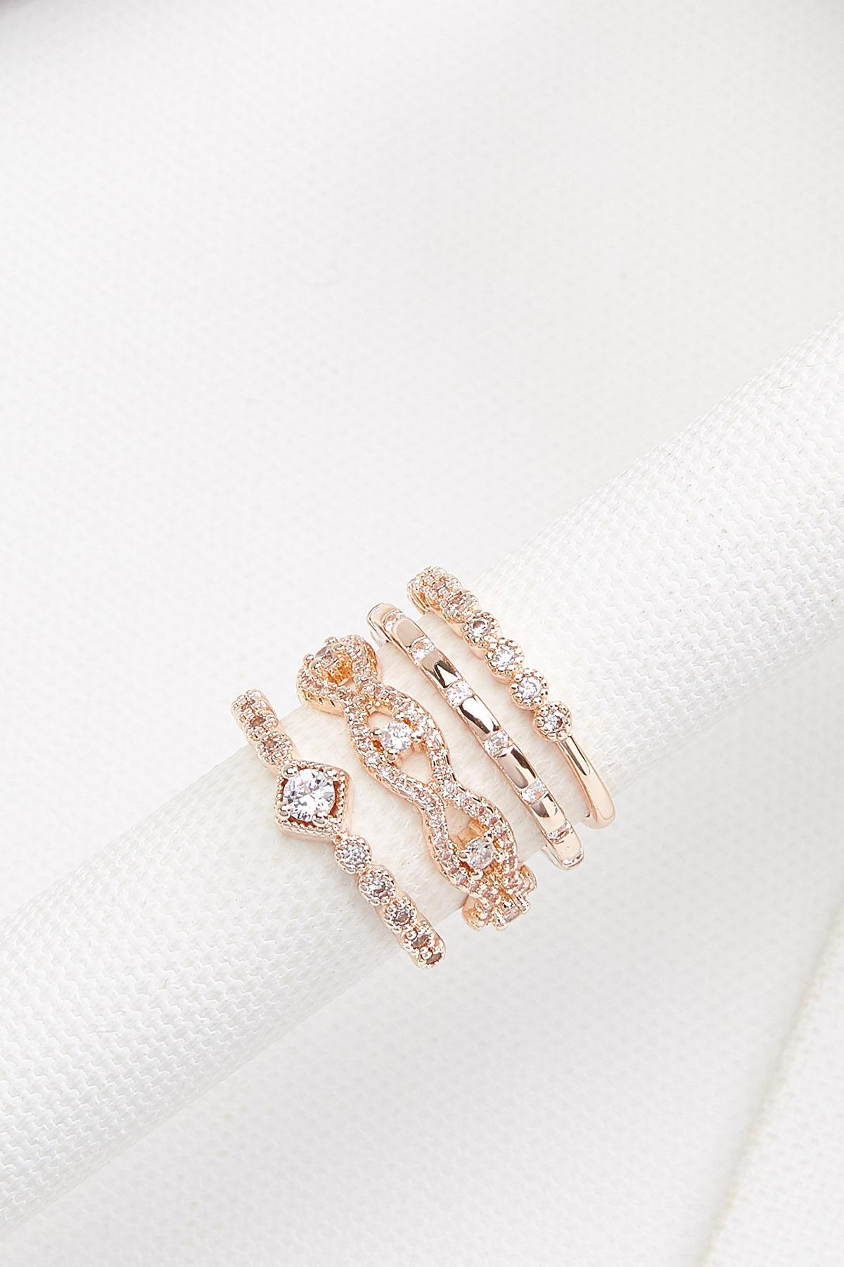Sparkle Season Ring Set