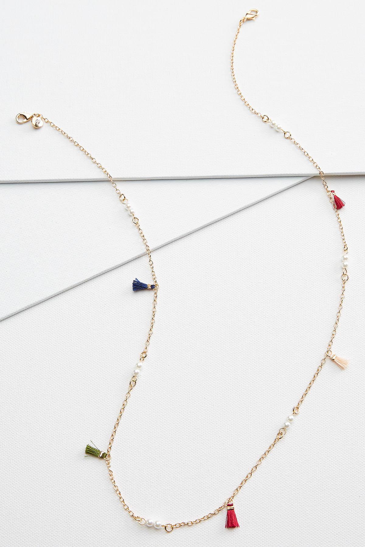 Tassel Mask Chain