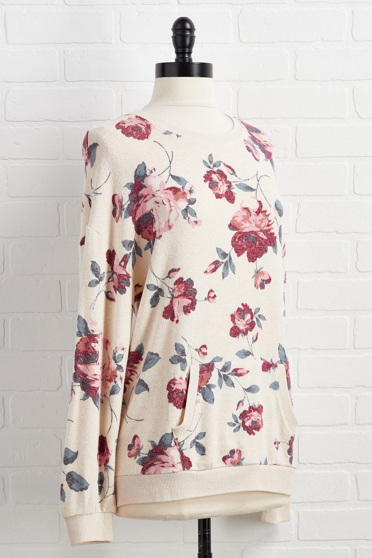 Friday In Floral Tunic