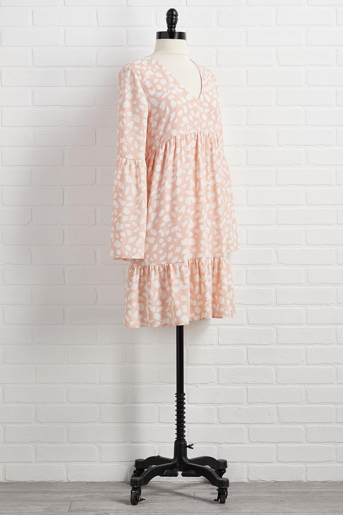 Comes And Rose Dress