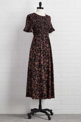 bloom here dress