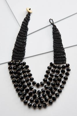 bold bib necklace