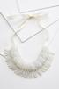 Let's Be Fringe Necklace