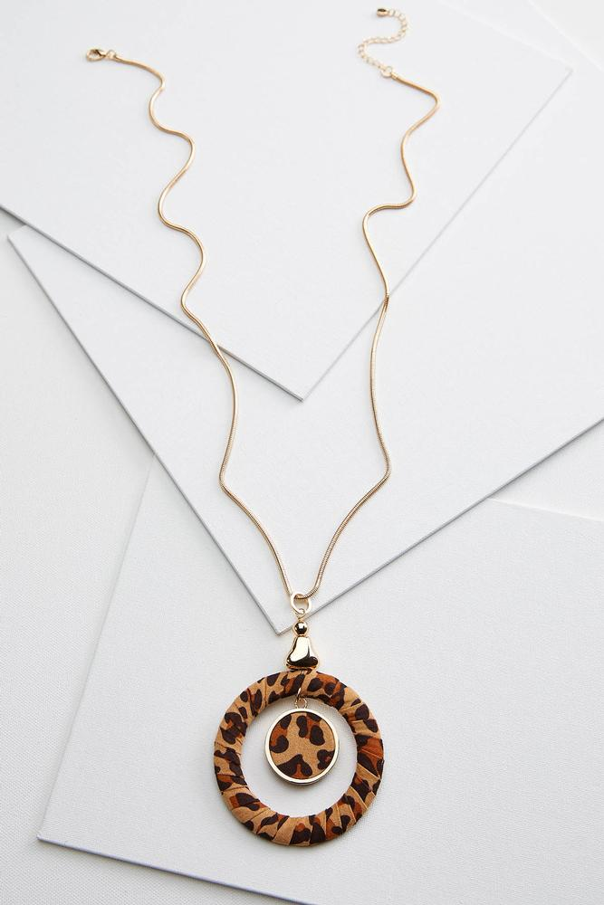 Right On Target Necklace
