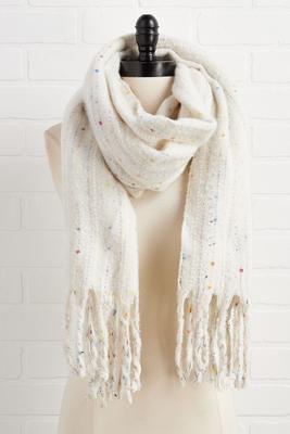 sprinkles on top scarf