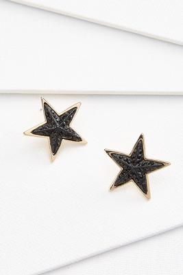 second star to the right earrings