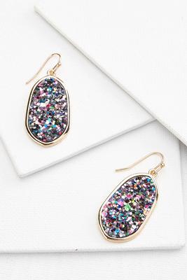 pretty party earrings