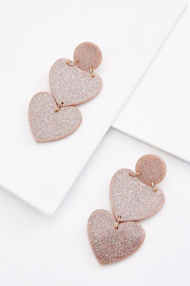 I Heart You Earrings