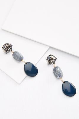 you`re a gem earrings