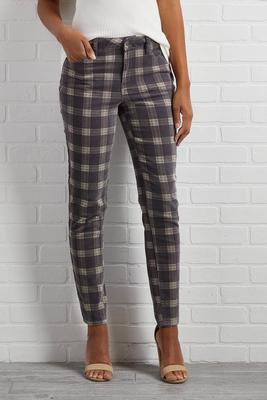 so very plaid pants