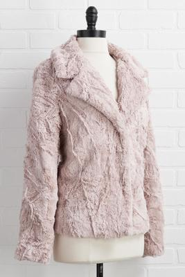 cozy queen coat