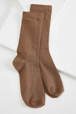 super soft solid socks