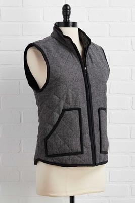 quilt while you`re ahead vest
