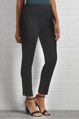 chevron the move leggings