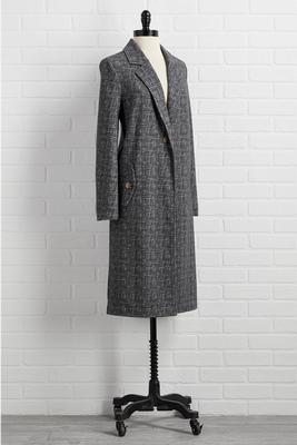 here we coat again jacket
